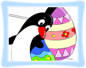 PingaLee's Easter Coloring Game - Play Game